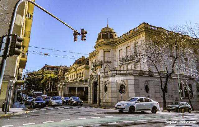 Casarão na Avenida Alvear, Recoleta, Buenos Aires