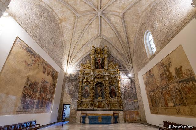 Retablo de San Sebastián de los Caballeros - Toro