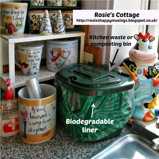 Kitchen Composting & Recycling Station