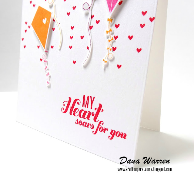 Dana Warren - Kraft Paper Stamps - Simon Says Stamp