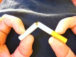 التدخين الاقلاع عن التدخين