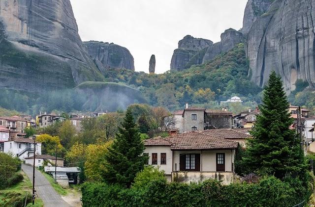 Το χωριό στη σκιά του πιο «ιερού δάσους» στην Ελλάδα
