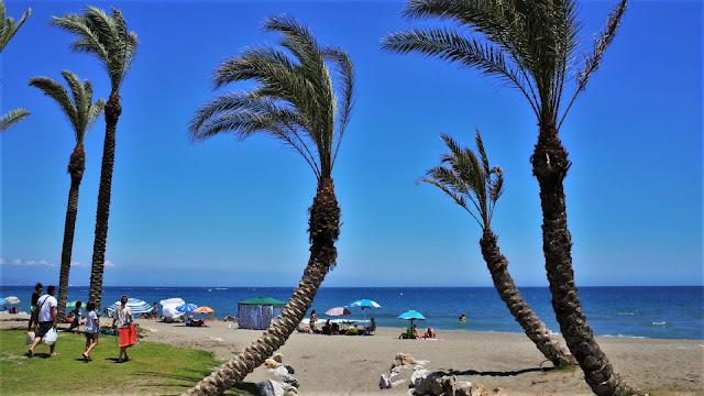 Playa Los Álamos o El Cañuelo