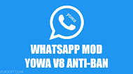 [UPDATE] Download WhatsApp Mod YOWA v8 ANTI-BAN