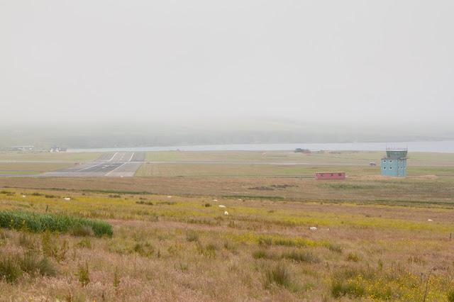 Aeroporto vicino Mull head