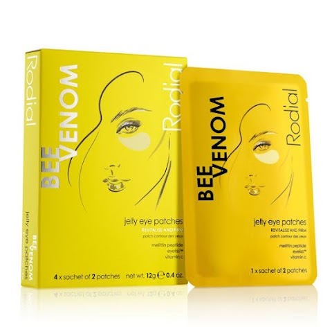 A dream come true for me Bee Venom Jelly Eye Patches by Rodial - What is happening?