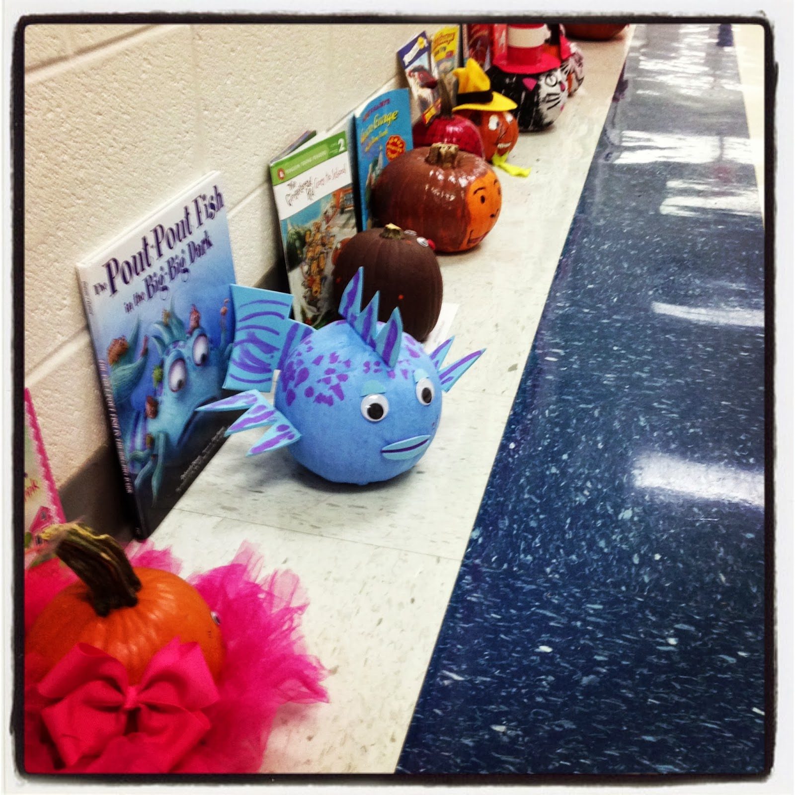 Book Themed Pumpkins With Images