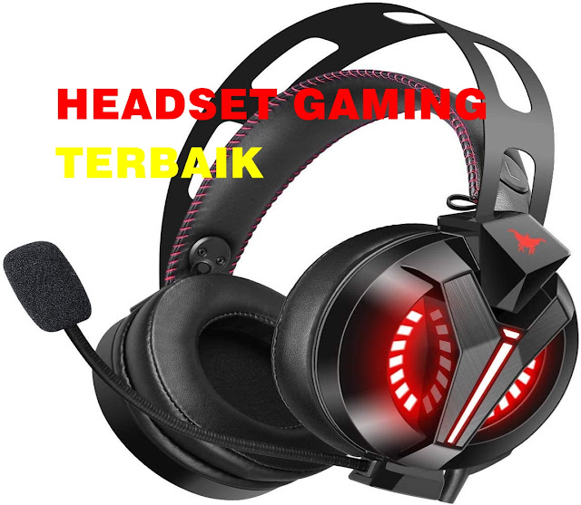 Rekomendasi headset gaming terbaik dan terbaru