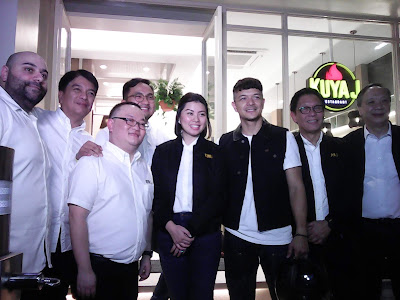 Kuya J Unveils the New Look of it's Eastwood City Restaurant