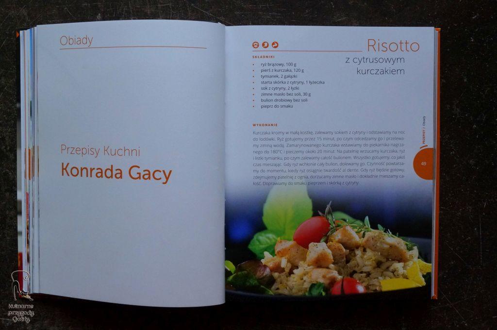 Kuchnia Fit 2 Wspólne Gotowanie Konrada Gacy Kulinarne