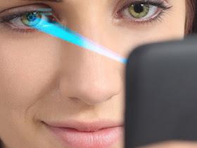 Tecno Camon C9 eye scanner