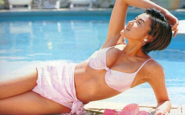 Hot girls Norika Fujiwara Miss Japan 1992 5