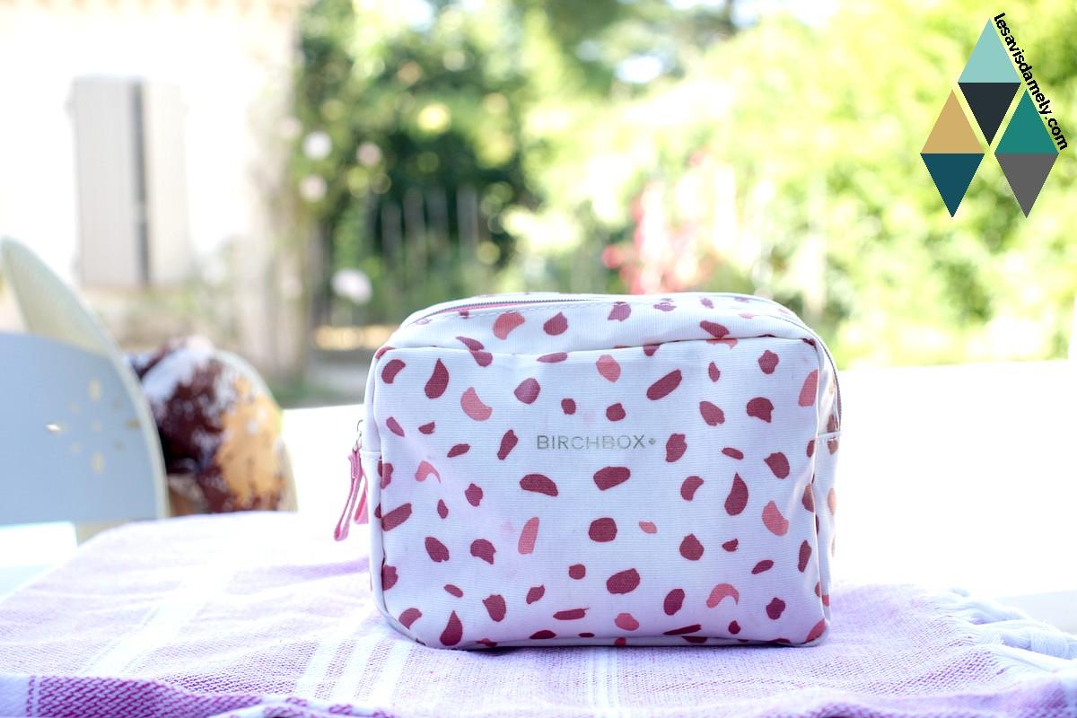 test beauté revue blog birchbox produits