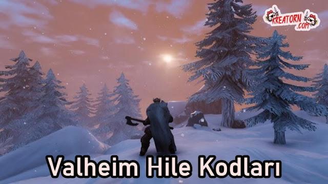 Valheim-Item-Kodlari