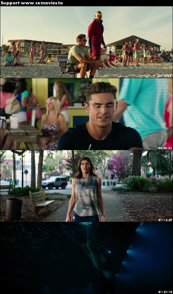 Baywatch 2017 UNRATED English 480p BRRip 350MB ESubs