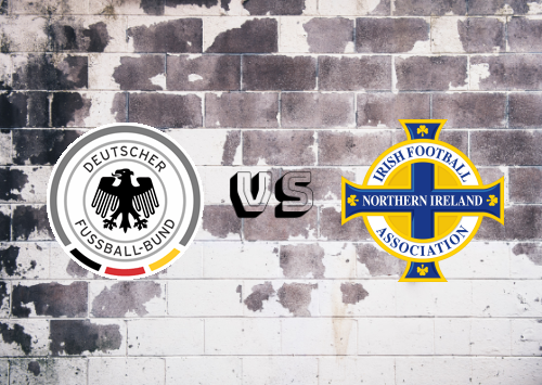 Alemania vs Irlanda del Norte  Resumen y Partido Completo