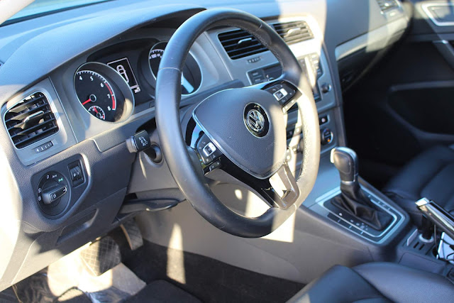Golf MSI AT aos 34.000 km - interior