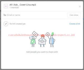 Cara Mengirim File Lewat Dropbox | Panduan Menggunakan Dropbox