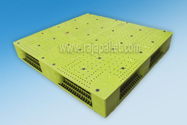 pallet plastik heavy duty series