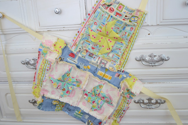 Birthday Party Apron Pattern for Free