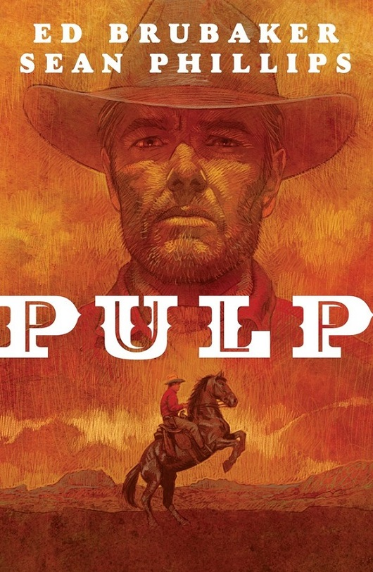 Cover of Pulp OGN