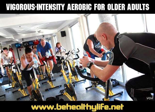 Physical activity guidelines for older adults