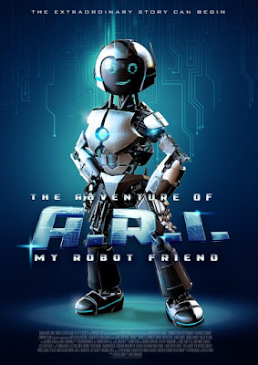 The Adventure of A.R.I.My Robot Friend