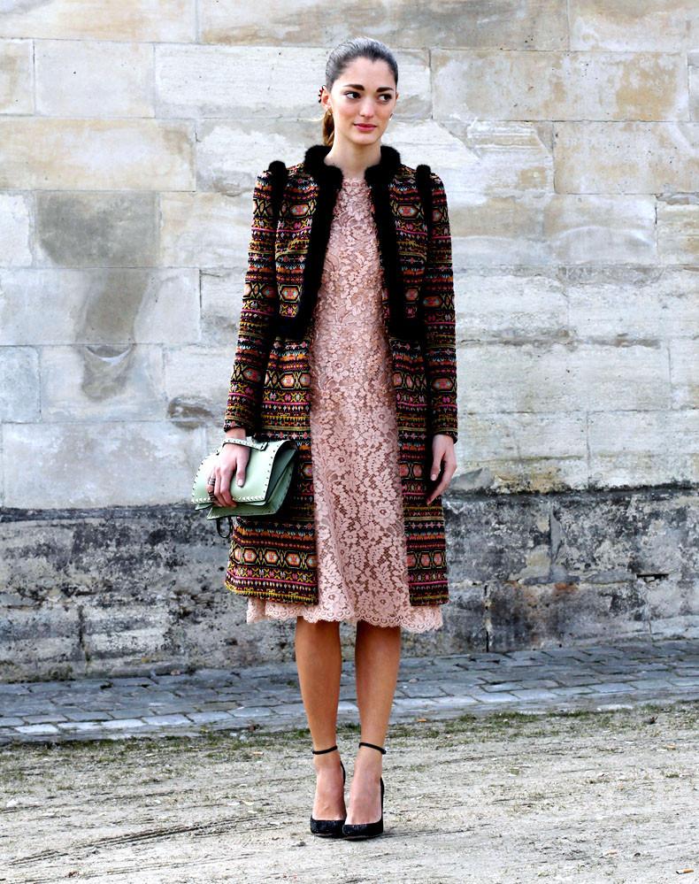 Style Icon Yasmin Sewell: Sparkly Fashion: Style Icon: Sofia Sanchez Barrenechea
