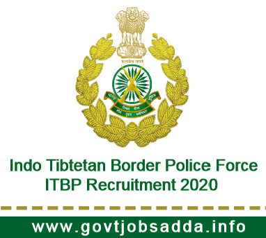 ITBP GD Recruitment 2020 Apply Online For 51 Posts
