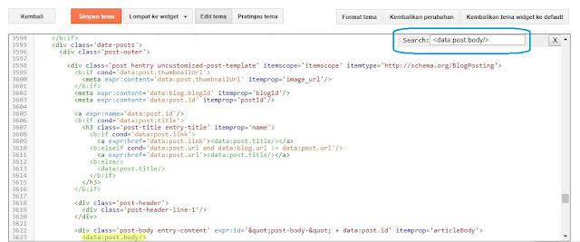 Cara Memasang 5 Unit Iklan Google Adsense Dalam 1 Halaman Postingan 2