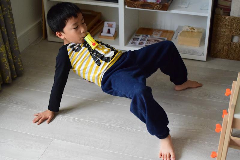 Human Body Preschool Mini Unit: BODY MOVEMENTS
