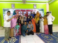 Keluarga Besar BBMKG Wilayah I Buka Puasa Bersama Purna Bakhti