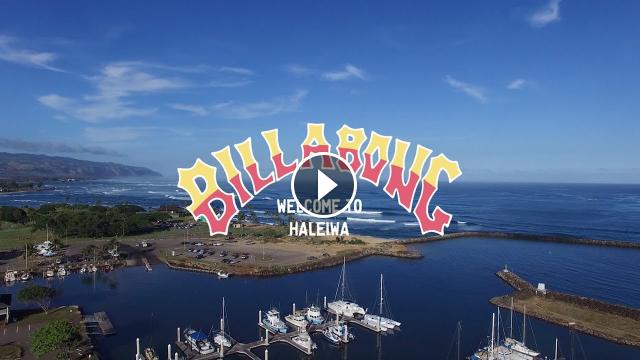 Welcome to Haleiwa Billabong