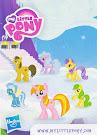 My Little Pony Wave 7 Cherry Pie Blind Bag Card