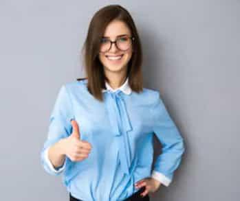 Women with birlliant attitude
