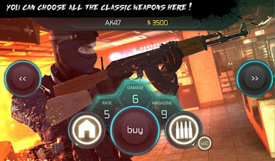 Game Counter Terrorist-SWAT Strike v1.1 Mod Apk + Data Unlimited Money Android Gratis