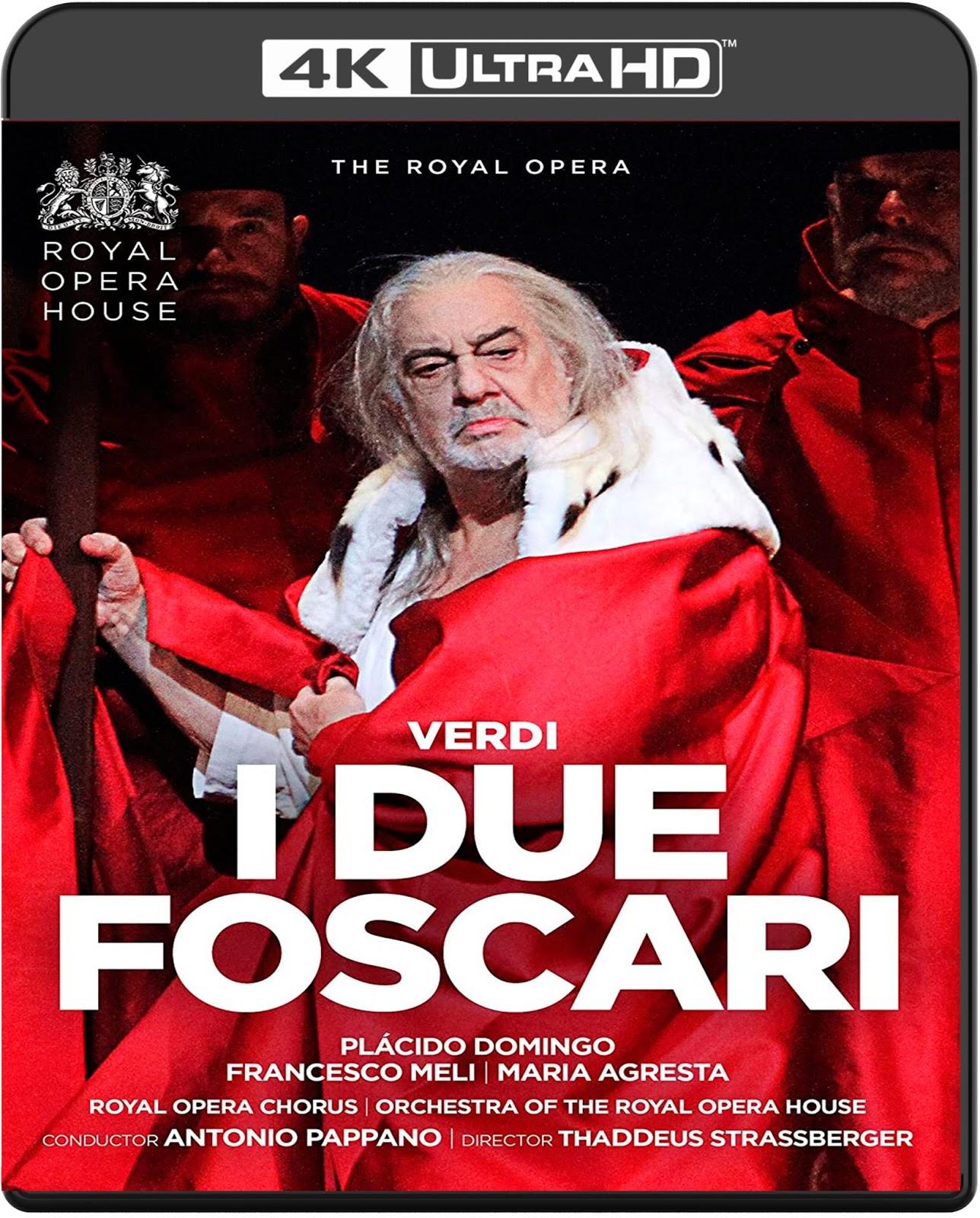 Verdi: I due Foscari [2016] [UHD] [2160p] [Subtitulado]