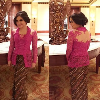 model kebaya simple buat kondangan