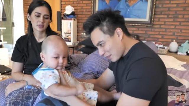 Jumlah Uang di Tabungan Baim Wong Bikin Paula Syok, Ibu Kiano Teringat Kondisi Sebelum Nikah