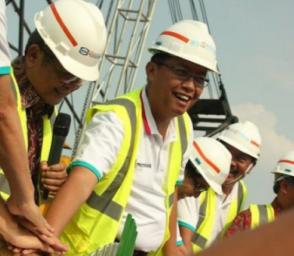 Himawan Arief Sugoto Mengatasi Keterbatasan Lahan