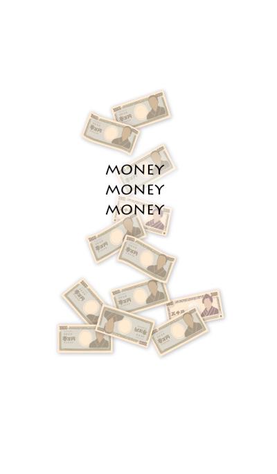Money, money , money,