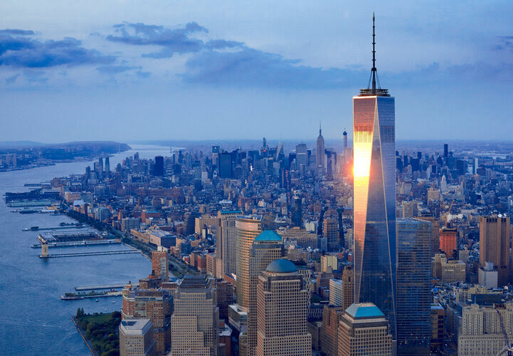 World Trade Center Today 2021