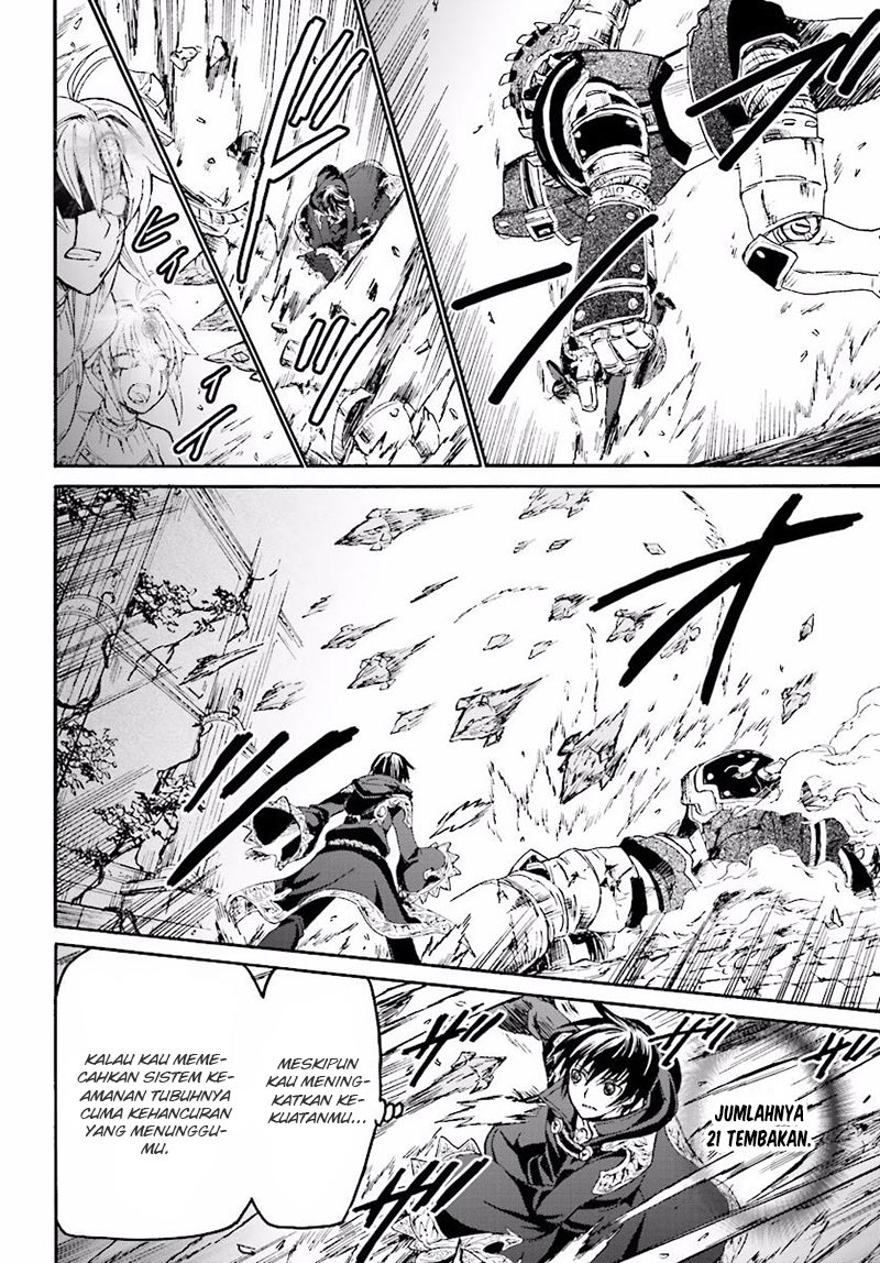 Death March Chapter 24 Bahasa Indonesia