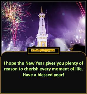 ucapan inspirasi tahun baru bahasa inggris