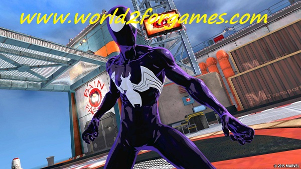 Free Download SPIDERMAN SHATTERED DIMENSIONS