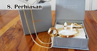 Perhiasan untuk Hadiah Ulang Tahun mama
