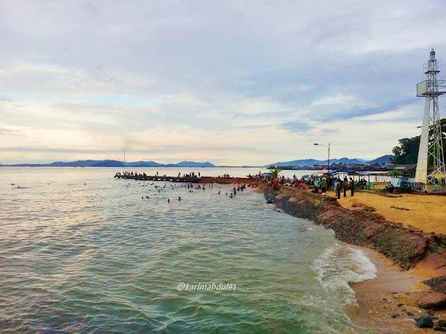 Pantai Bosur, Sebuah Pesona Keindahan di Pesisir Tapanuli