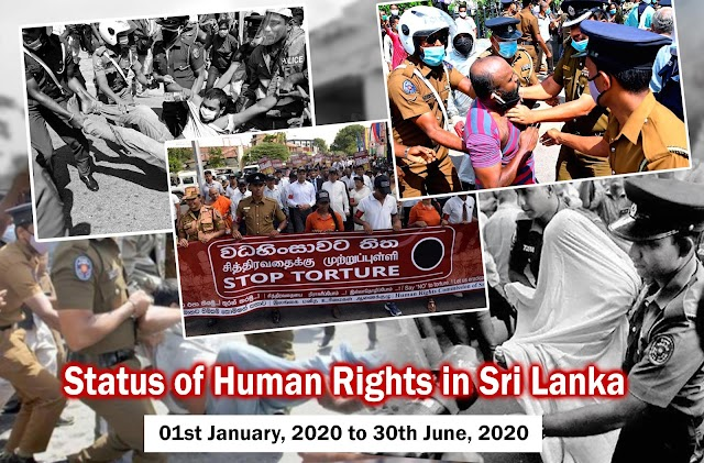 Status of Human Rights in Sri Lanka