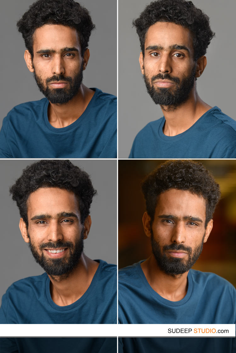 Theater Actor Headshots for Audition University Student by SudeepStudio.com Best Ann Arbor Professional Actor Headshot Photographer