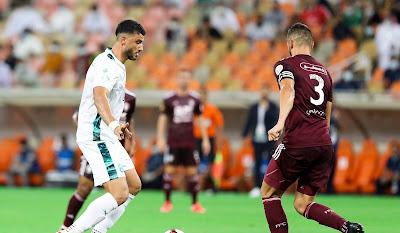 اهداف مباراة الاهلي والفيصلي (1-1) الدوري السعودي